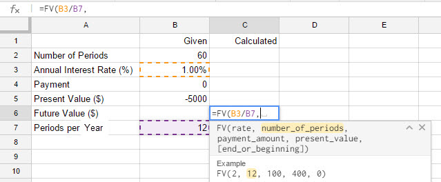 How Do You Find Compound Interest Future Value In Google Sheets – Compound Interest Math Worksheet
