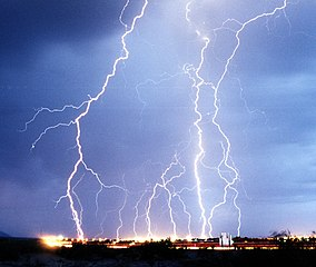 Picture of lightening